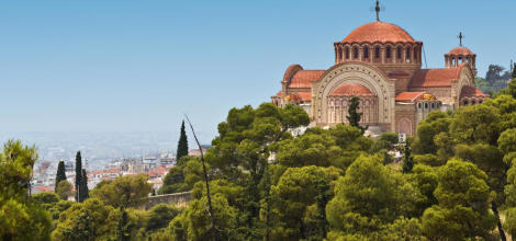 Thessaloniki - new destination starting from Ma...