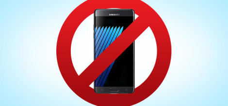Information for owners of Samsung Galaxy Note 7
