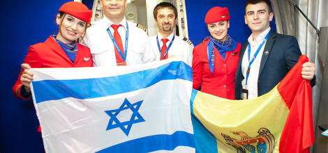 The Launch of the direct flight to Tel-Aviv