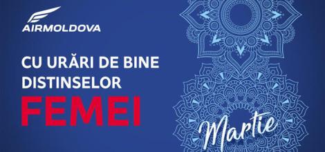 Felicitări cu ocazia Zilei Internaţionale a Fem...