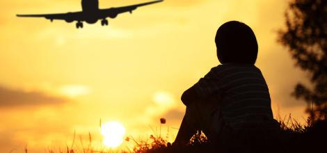 Felicitare de Ziua Aviației Civile