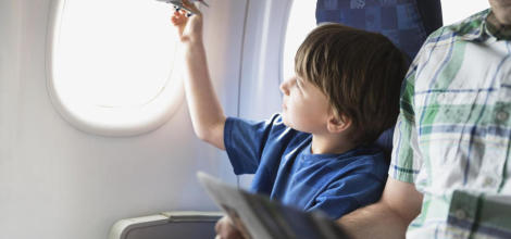 On 1st of June Air Moldova doubles children dis...