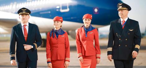 """De Ziua Aviaţiei Civile """"Air Moldova"""" îşi felic..."""