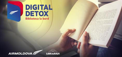Am lansat Digital Detox pentru maturi!