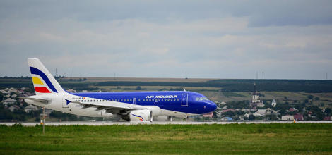 În atenția pasagerilor Air Moldova