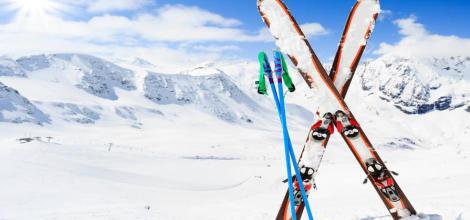 Бесплатный провоз лыжного снаряжения на рейсах ...