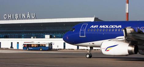 Air Moldova relansează zborurile regulate