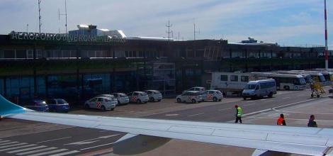 Greva angajaților aeroportuari din Verona, Italia