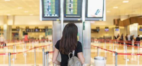 Забастовка персонала аэропортов Италии