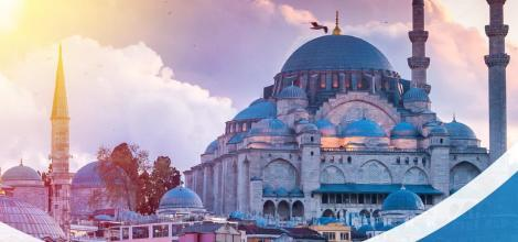 Начало туристического сезона в Стамбуле!