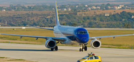 Air Moldova suspends all flights until May 15, ...
