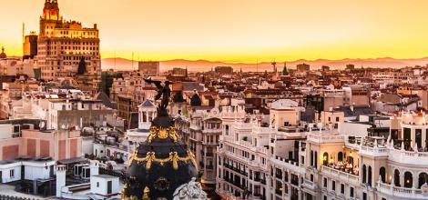 Air Moldova relansează cursa de vară spre Madrid