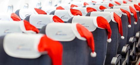 Valize cu surprize de la Air Moldova