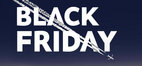 Start your Black Friday with Air Moldova!