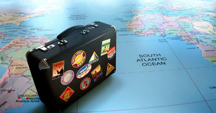 Baggage check-in
